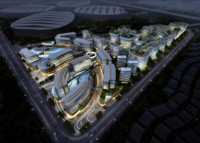 Hongqiao CBD