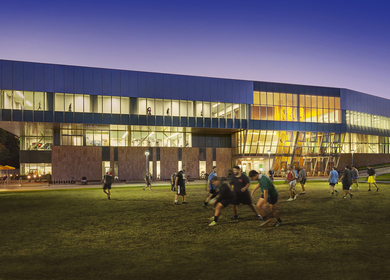 California State Polytechnic University, Pomona Student Recreation Center