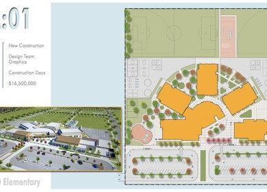 Irvin Elementary School - PA 40