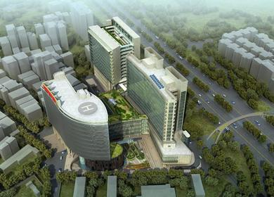 Shenzhen Futian Second Hospital of Traditional Chinese Medicine