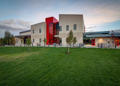School for the Deaf and Blind | Salt Lake Center