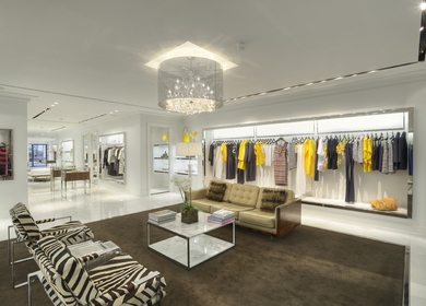 Michael Kors Store Expansion