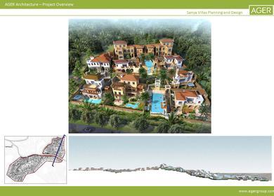 Sanya Valley Villa Design