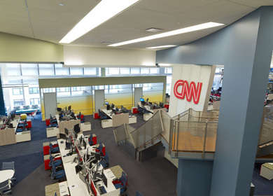 CNN Prime-Time Production Hub
