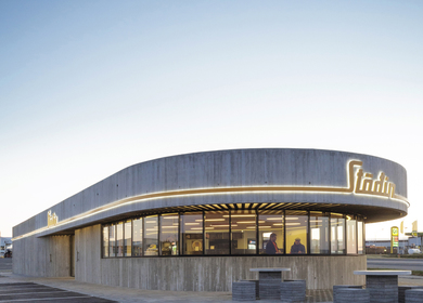 STÖÐIN - A ROADSIDE STOP IN ICELAND