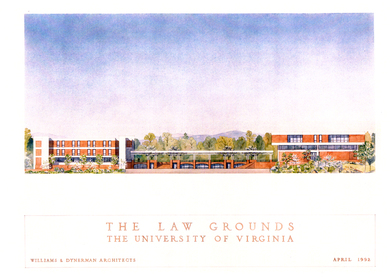UVA Law Grounds