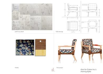 LA SILLA, chairing styles