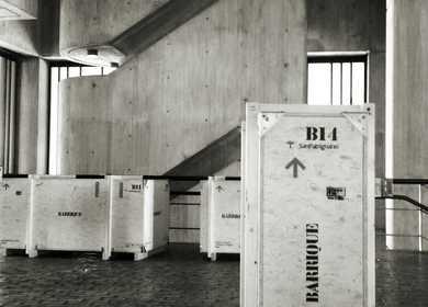 Exhibition Barrique - La terza vita del legno