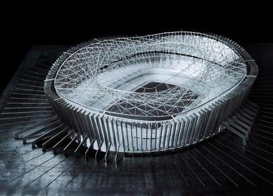 Barça Stadium - Camp Nou FCB _ SVArquitectura - Santiago Vives
