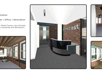 Mimecast HQ