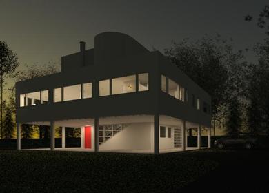 2012 Villa Savoye