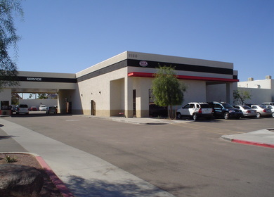 Mark Kia Service Center, Scottsdale, 2006