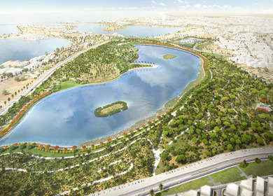 Rehabilitation & Development of the Western Lake & El Keish Lake