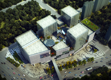 VANKE JIUGONG - Beijing