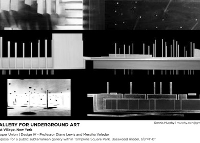 Gallery for Underground Art
