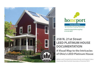 LEED Platinum Home Booklet