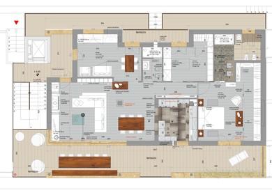 Interior design, Verona - Italy