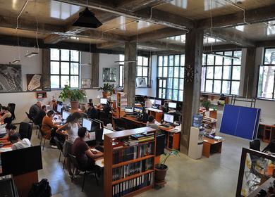 Artstudio's Office