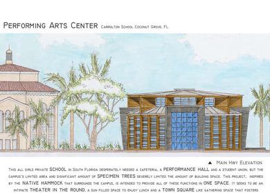 Carrolton School Performing Art Center