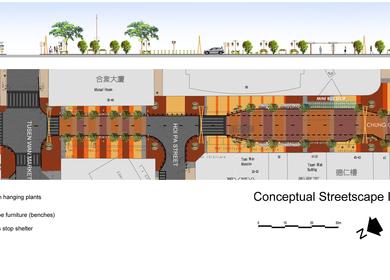 Four-City Revitalization Works