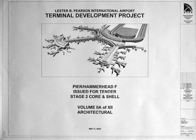 Toronto Airport - Terminal Development Project