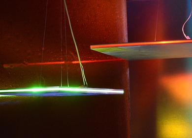 Radplates Art Lighting Suspensions