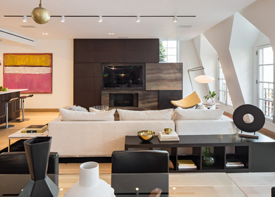 41 Warren Street Penthouse