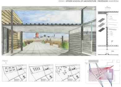 Roof Top Pavilion
