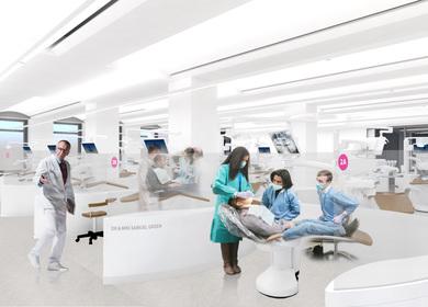 College of Dental Medicine Expansion, Columbia University
