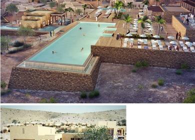 Luxury Spa Resort - Oman