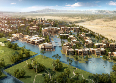 Park Hyatt Al Maaden Golf Resort