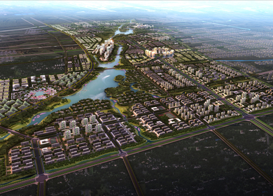 Jinxiang Eco-City