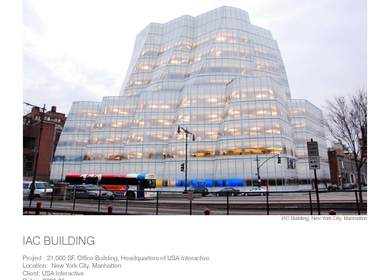 IAC BUILDING NYC