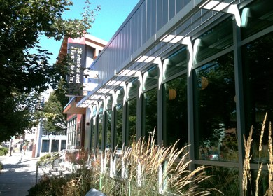 Seattle University Admissions & Alumni Building
