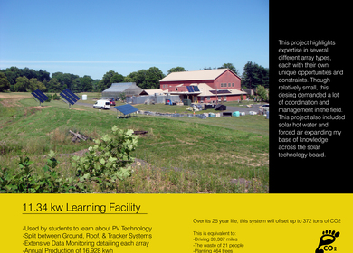 Solar Learning Facility