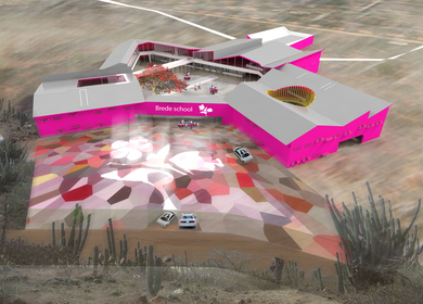 Brede Bonaire school / competition 1st prize (HL architecture)
