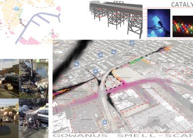Gowanus Plaza Revitalization Project 2011