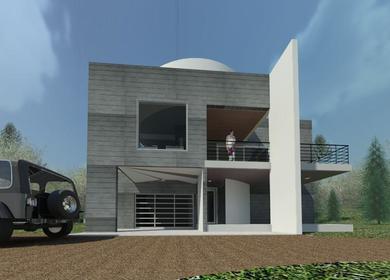 Silo House