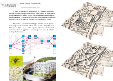 Urban Tissue Generator