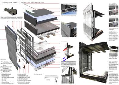 3D detail, Diesal store