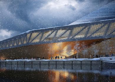Warped Experiences - Guggenheim Helsinki Proposal