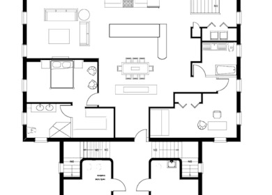 Shannon stuntebeck archinect - Feng shui apartment layout ...