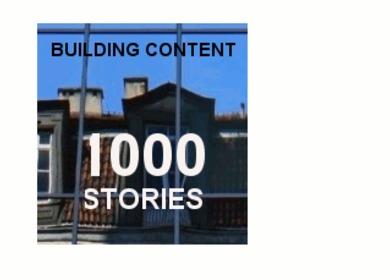 Building Content