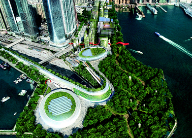 West Kowloon Master-Plan