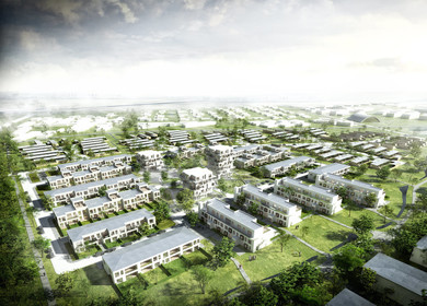 Ravnkildevej Urban Renewal / EFFEKT
