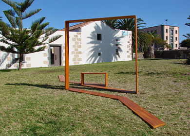Sculptoric bench, 2006-2007
