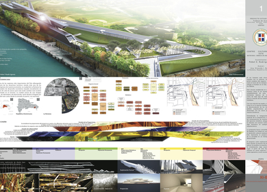 Thesis Project: Methaphores - Mimesis in Architecture.