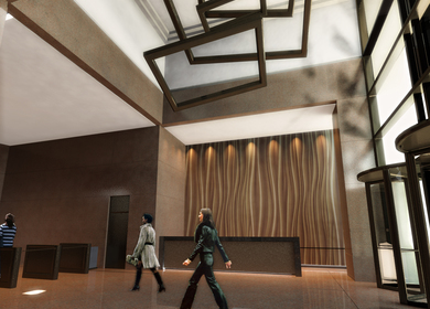 A New Lobby