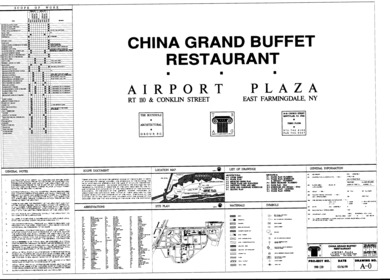 China Grand Buffet Restaurant