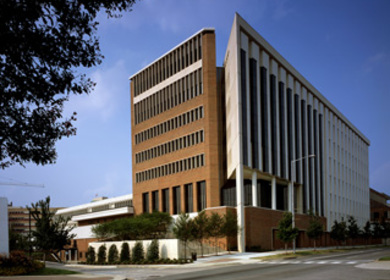 University of Alabama Birmingham School of medicine Education Buillding